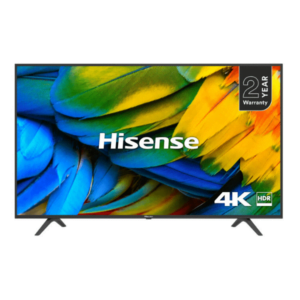 HISENSE B7100 55 Inch UHD 4K Smart TV - Black