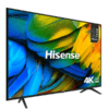 HISENSE B7100 55 Inch UHD 4K Smart TV - Black