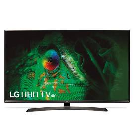 LG 60 Inch Ultra Smart UHD UJ634 - 4K TV