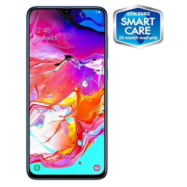 Martnextdoor | Samsung Galaxy A70 Smartphone | 6GB, 128GB, 6.7Inch