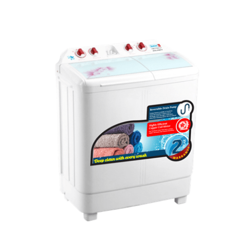 Scanfrost Semi-Automatic Washing Machine – SFWMTTD (6.8kg)