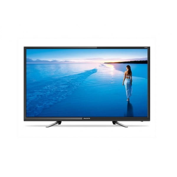 Polystar 28 Inch Slim LED TV with Built-in-Battery