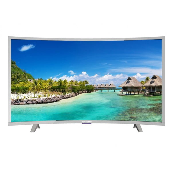 Polystar 32 Inches Smart Curved Andriod TV