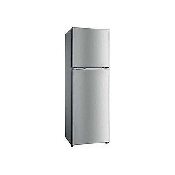 Hisense DOUBLE DOOR FRIDGE REF 182DR Silver R600 Gas