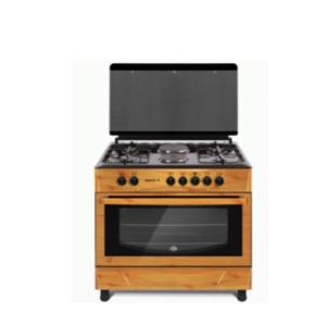 Maxi gas Cooker - wood - martnextdoor